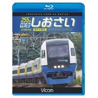 255系 特急しおさい 4K撮影 銚子~東京【BD】