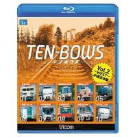 TEN-BOWS Vol.2 〜WEST〜 【BD】