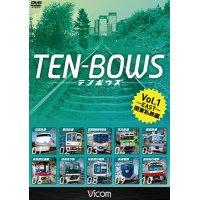 TEN-BOWS Vol.1 〜EAST〜 【DVD】