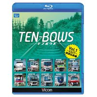 TEN-BOWS Vol.1 〜EAST〜 【BD】