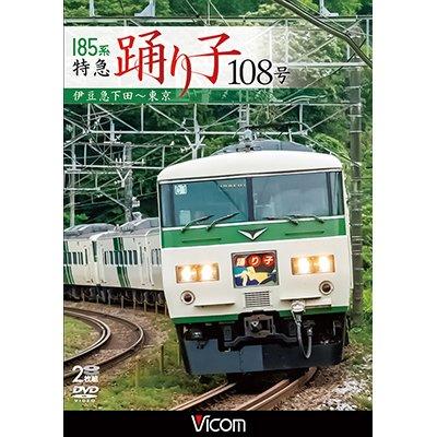 画像1: 185系 特急踊り子108号 伊豆急下田~東京 【DVD】