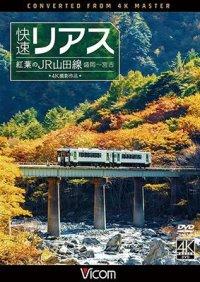 快速リアス 紅葉のJR山田線 4K撮影作品 盛岡~宮古 【DVD】