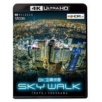 8K空撮夜景 SKY WALK TOKYO/YOKOHAMA【UBD】